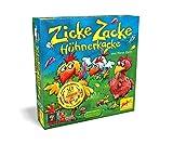 Zoch 601121800 Zicke Zacke Hühnerkacke, Kinderspiel des Jahres...