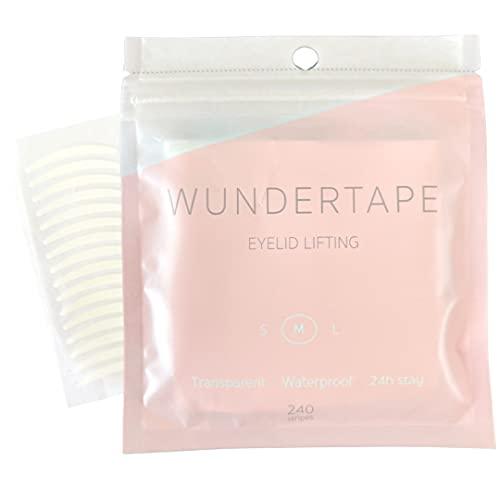 WUNDERTAPE Schlupflider Stripes 240 Stück, Schlupflid-Tape...