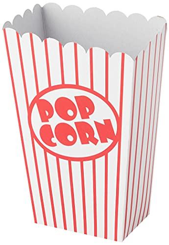 Unique Party Supplies 59023 Kleine Popcornschachteln -...