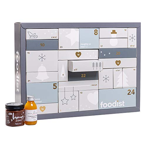 Foodist Premium Adventskalender 2020