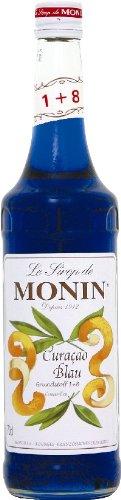 Le Sirop de Monin Curacao Blau Sirup 1l Flasche