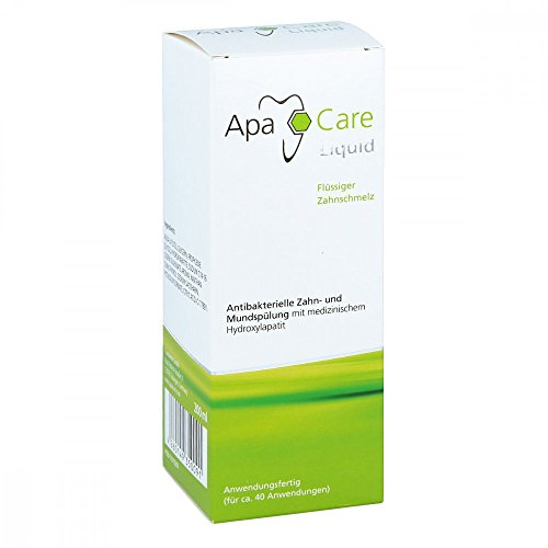 APACARE Liquid Zahnspülung 200 ml