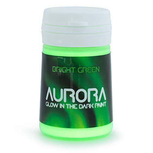 Im Dunkeln leuchtende Farbe (20ml) Aurora hellgrün, ungiftig,...