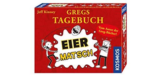 Eier-Matsch, Gregs Tagebuch