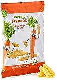 Neu Freche Freunde Bio Knusper-Flips Mais & Karotte, ohne...