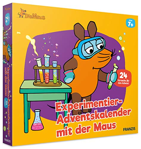 Experimentier-Adventskalender mit der Maus