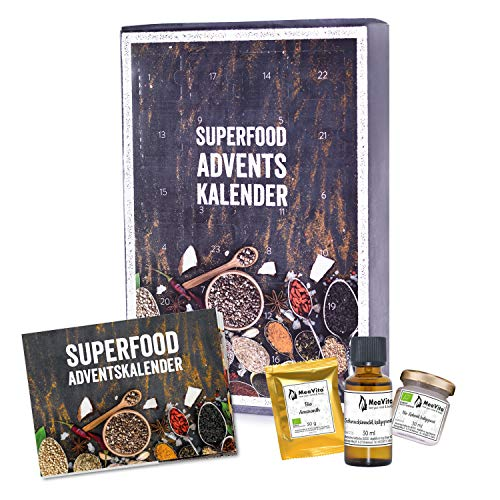 Mituso Superfood Adventskalender (glutenfrei)