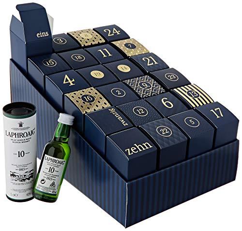 Premium Spirituosen-Adventskalender inkl. Cocktailrezepten - Erwachsene 18+
