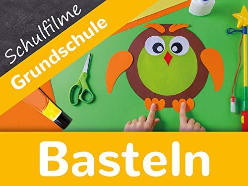 Schulfilme Grundschule: Basteln