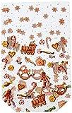 Ursus 5860000 - Geschenk Bodenbeutel, Süße Weihnacht, 10...