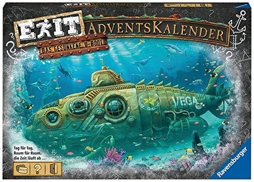 EXIT Adventskalender 2020 - Das gesunkene U-Boot