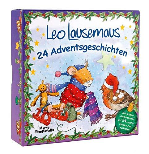 LEO Lausemaus 24 Adventsgeschichten zum vorlesen