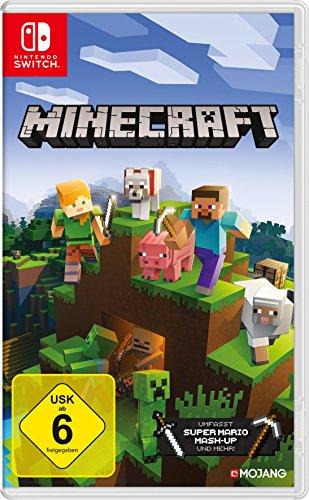 Minecraft: Nintendo Switch Edition für Kids ab 6 Jahre