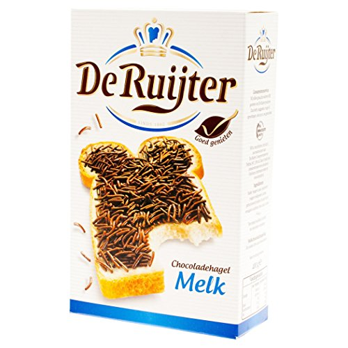De Ruijter Schokoladen-Streusel, Schokolade, Flocken Milch /...
