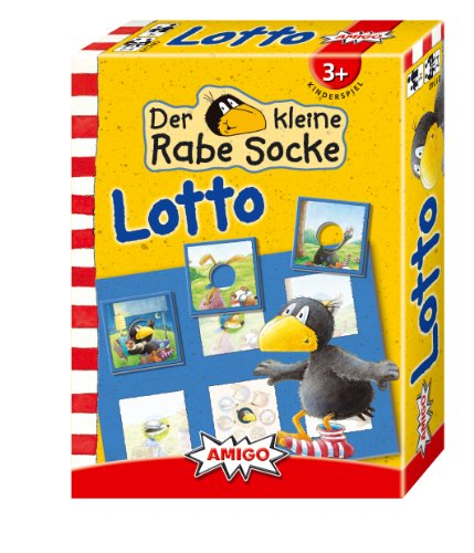 Amigo Spiel + Freizeit 01740 - Rabe Socke Lotto