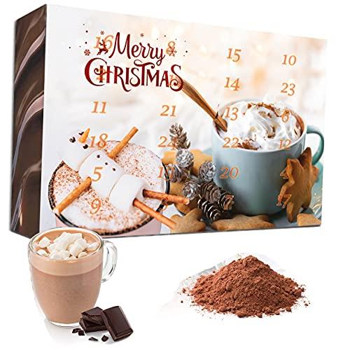 Trinkschokolade Probierpacket für eine köstliche Adventszeit