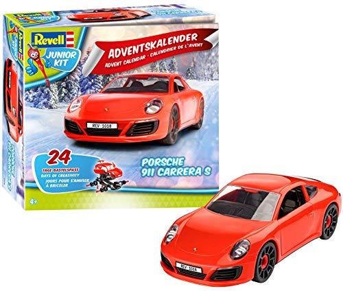 Revell Junior Kit: Porsche 911 Carrera (ab 4)