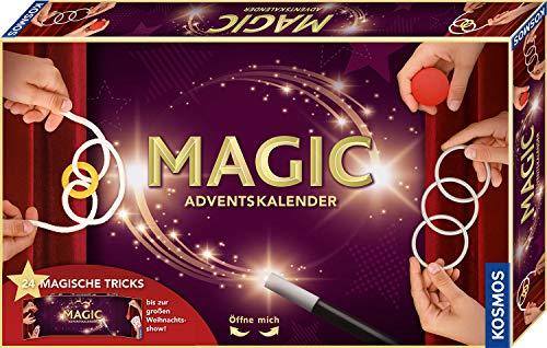 Zaubern mit dem Magic Adventskalender