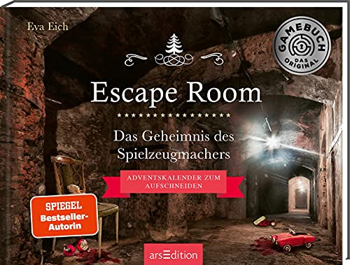 Escape Room 2020: Das Geheimnis des Spielzeugmachers