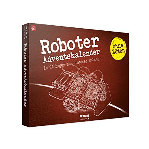 In 24 Schritten zum eigenen Roboter