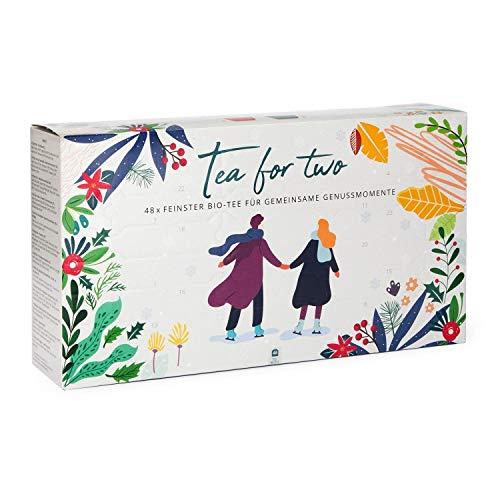 Tee Adventskalender für Paare