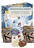 Protein Adventskalender 2021 I 24 x 20g verschiedene...