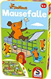 Schmidt Spiele Mouse TV 51405 Maus, Mausefalle in Metalldose,...