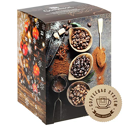 Flavoured Coffee Kaffee-Adventskalender 2021 XL