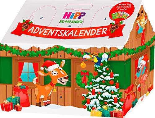 Hipp Baby Adventskalender 2020 -Bio- 24 leckereien Mädchen &...