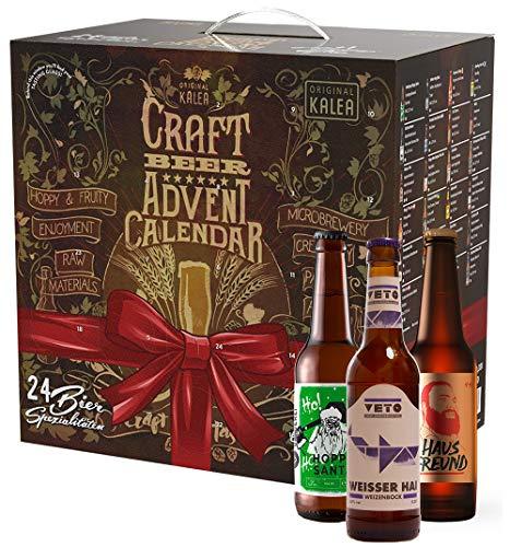 KALEA Bieradventskalender für Craft Bier Fans