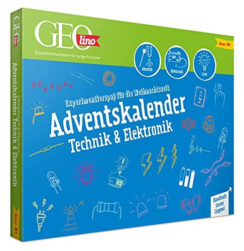 FRANZIS 67171 - GEOlino Adventskalender, 24 spannende Experimente...