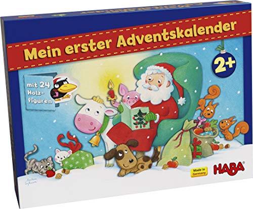 HABA 303156 Mein erster Adventskalender-Weihnachten auf dem...