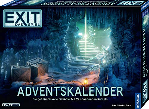 KOSMOS EXIT - Die geheimnisvolle Eishöhle mit 24 spannenden Rätseln