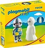 PLAYMOBIL 70128 1.2.3 Ritter mit Gespenst, ab 18 Monaten, bunt,...