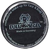 Eulenspiegel 181119 - Profi-Aqua Schminke, Schwarz, 20 ml, vegan