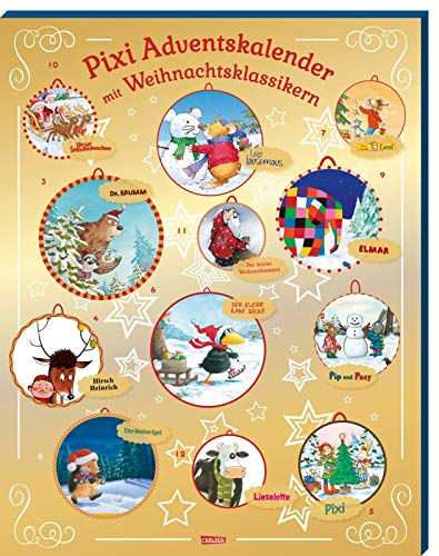 Pixi GOLD Adventskalender 2020