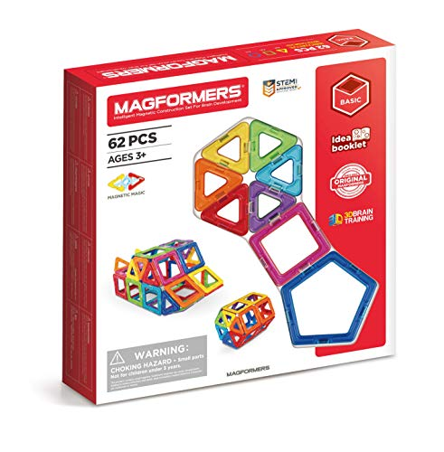 MAGFORMERS 274-09 Konstruktionsspielzeug