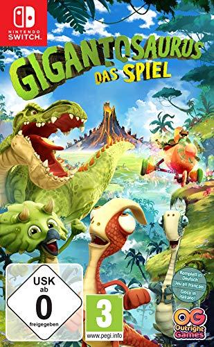 Gigantosaurus Dino-Abenteuer für die Switch