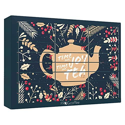 XXL Tee-Adventskalender für besinnliche Momente