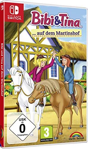 Bibi und Tinas Abenteuer auf dem Martinshof für Pferdefans.