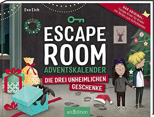 Escape-Room-Adventskalender für Kinder