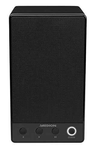 MEDION P61084 WLAN Multiroom Lautsprecher (Party Modus, Spotify...