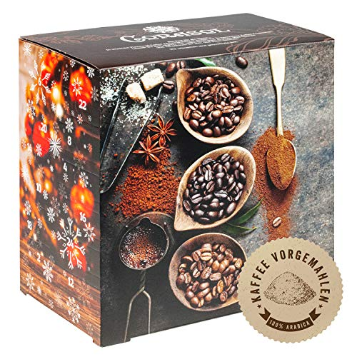 Flavoured Coffee Kaffee-Adventskalender 2020 XL