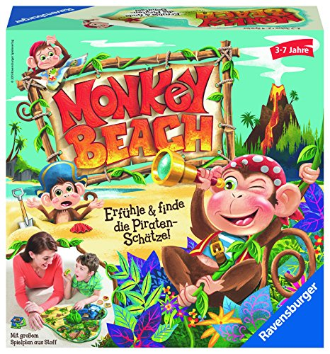 Ravensburger Spiele 21181 - Monkey Beach