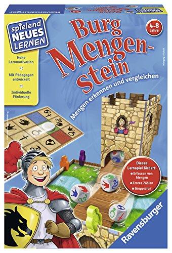 Ravensburger Spiele 25026 - Spielend Neues Lernen: Burg...
