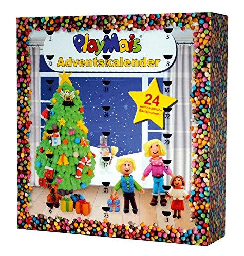 PlayMais Adventskalender für Kleinkinder (ab 3)