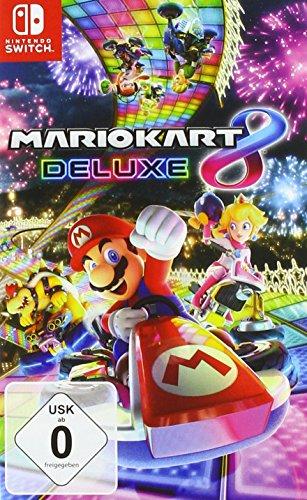 Mario Kart 8: Deluxe - Rennen fahren ohne Limit!!!