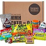 Süßes & Saures | Kennenlernbox mit 14 beliebten Süßigkeiten...