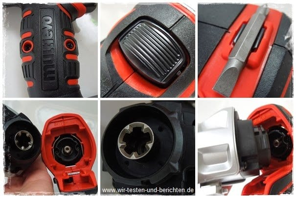 BLACK + DECKER MUltievo im Test