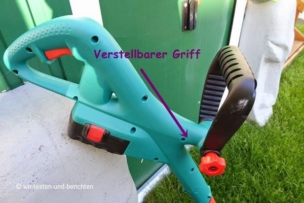 Bosch ART 23 Accutrim Akku-Rasentrimmer 41